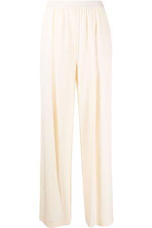 12 STOREEZ Mujer Acampanados - Pantalones con pretina elástica