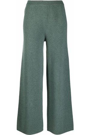 12 STOREEZ Mujer Leggings y treggings - Pantalones tejidos anchos