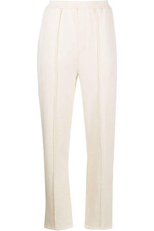 LAPOINTE Mujer Pantalones y Leggings - Pants con detalle de pana
