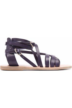 Ancient Greek Sandals Sandalias Satira