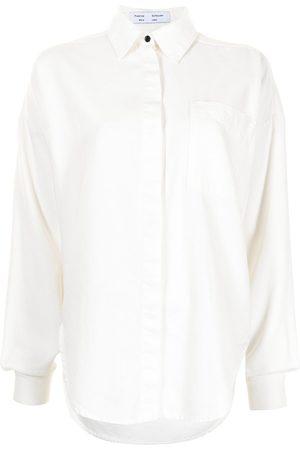PROENZA SCHOULER WHITE LABEL Mujer Camisas - Camisa con botones