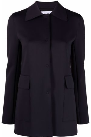 Harris Wharf London Button-up tailored jacket