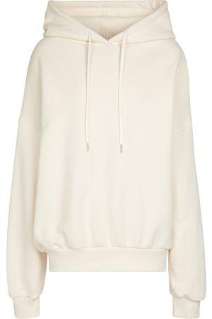 Frankie Shop Vanessa cotton jersey hoodie