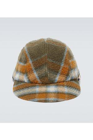 Marni Checked wool hat