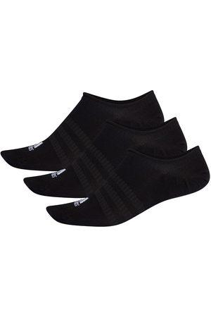 adidas Light No Show 3 Pairs EU 49-51 Black / Black / Black