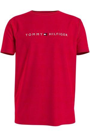 Tommy Hilfiger Crew Logo L Cornell Red