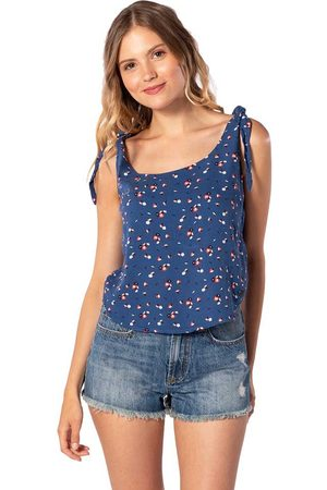 Rip Curl Mujer Blusas - Beach Nomadic S Pacific Blue