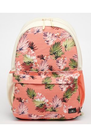Superdry Mochilas - Cali Print Montana One Size Brushed Pink Palm