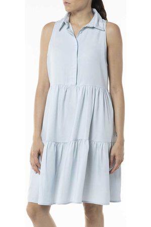 Replay W9635.000.54c89b.010 Dress XXS Light Blue