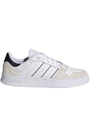 adidas Hombre Tenis - Breaknet Plus EU 42 2/3 Ftwr White / Ftwr White / Core Black