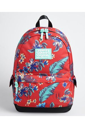 Superdry Mochilas - Hawaiian Montana One Size Red Floral