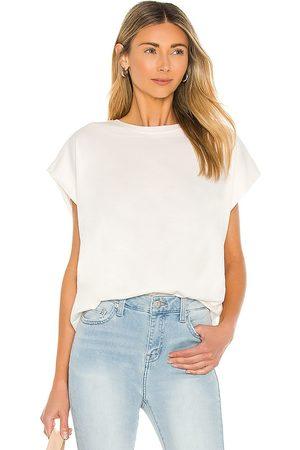 PISTOLA Camiseta trina en color ivory talla L en - Ivory. Talla L (también en XS, S, M).