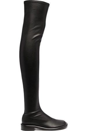 Proenza Schouler Mujer Botas altas - Botas altas fruncidas