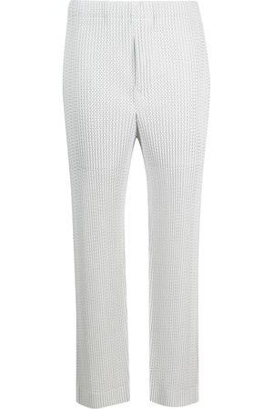 HOMME PLISSÉ ISSEY MIYAKE Hombre Slim y skinny - Pantalones tejidos slim