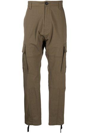 MARCELO BURLON Pantalones cargo rectos