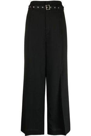 AMBUSH Pantalones con cinturón
