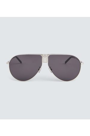 Dior Hombre Lentes de sol - DiorIce AU metal sunglasses