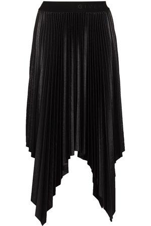 Givenchy Mujer Midi - Falda midi asimétrica