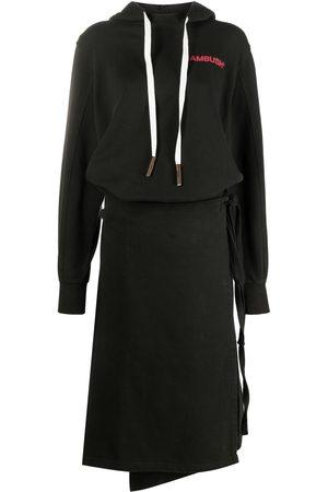 AMBUSH Mujer Vestidos - Vestido manga larga con capucha