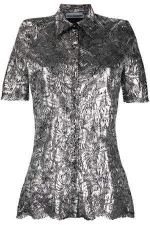 Paco rabanne Mujer Camisas - Camisa con estampado floral