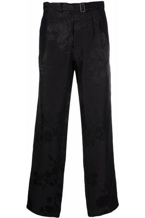 Haider Ackermann Pantalones con cinturón