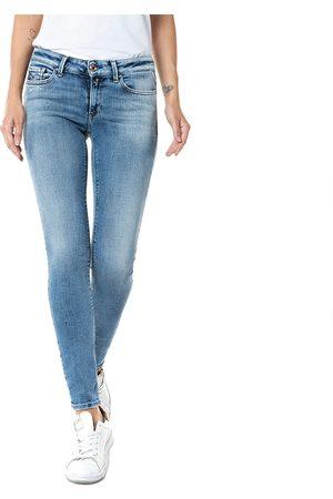 Replay New Luz Jeans 27 Medium Blue
