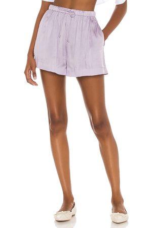 Song of Style Mujer Shorts - Zayn short en color talla L en - Lavender. Talla L (también en XXS, XS, S, M, XL).