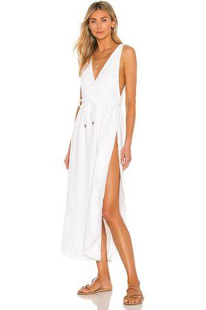 ATOIR Vestido erica en color talla L en - White. Talla L (también en XS, S, M).