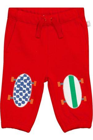 Stella McCartney Baby cotton sweatpants