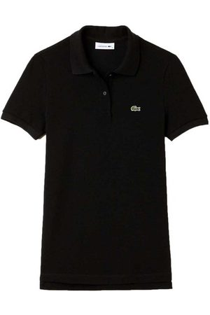 Lacoste Mujer Polos - Classic Fit Short Sleeve Polo Shirt 32 Black