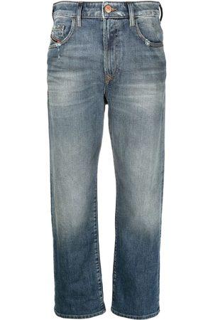 Diesel Jeans capri con tiro alto