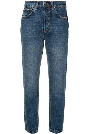 ANINE BING Mujer Rectos - Jeans rectos Sonya