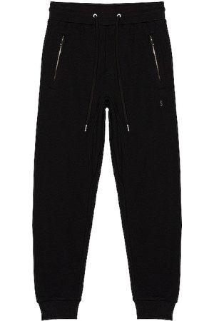 KSUBI Pantalones restore trax en color negro talla L en - Black. Talla L (también en S, M, XL).