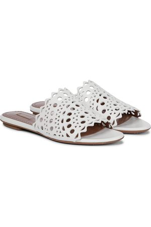 Alaïa Mujer Planas - Leather sandals
