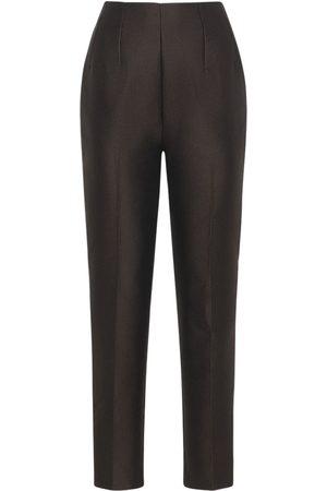 EMILIA WICKSTEAD Mujer Con pinzas - Pantalones Con Pinzas De Pierna Recta