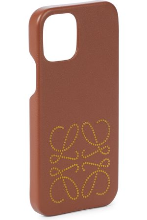 Loewe IPhone 12 Pro Anagram leather case
