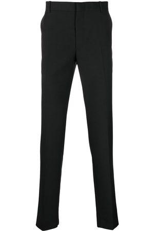 Alexander McQueen Pantalones de vestir slim