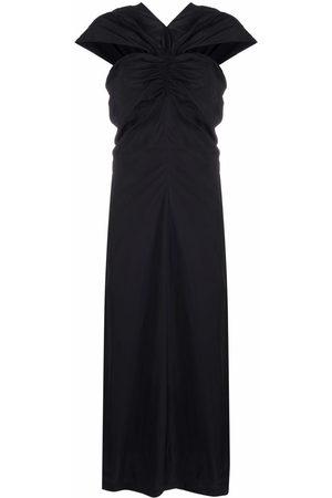 Colville Mujer Vestidos de noche - Vestido largo con detalles de aberturas
