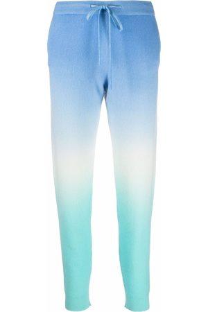 Chinti And Parker Mujer Pantalones y Leggings - Pants de cachemira con motivo tie-dye