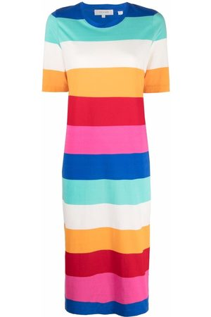 Chinti And Parker Mujer Vestidos - Vestido con diseño multicolor