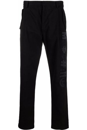 Moschino Pantalones estilo baggy Symbols