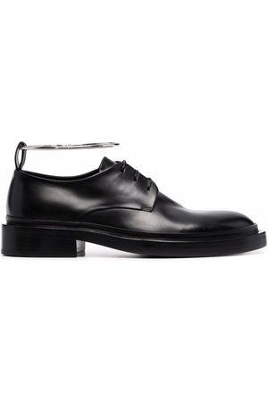 Jil Sander Zapatos con agujetas y tobillera