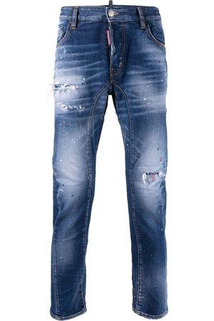 Dsquared2 Hombre Skinny - Jeans Tidy Biker
