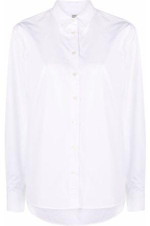 Totême Camisa con espalda baja