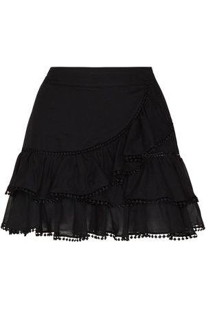 CHARO RUIZ IBIZA Mujer Minifaldas - CHARO RUIZ FERA MINI SKIRT RUFFLE TIERED
