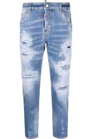 Dsquared2 Jeans con detalles rasgados