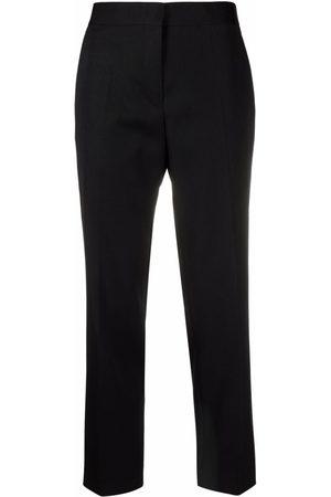 Jil Sander Mujer Con pinzas - Pantalones con tiro alto y pinzas
