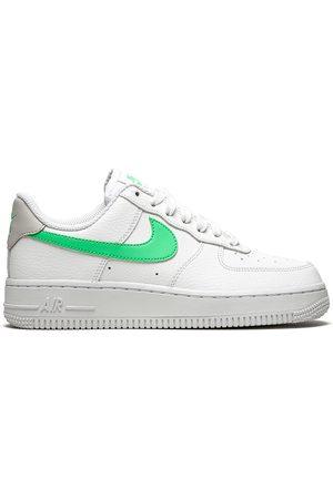 Nike Mujer Tenis - Tenis Air Force 1 '07 White/Green Glow