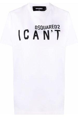 Dsquared2 Playera I Can't