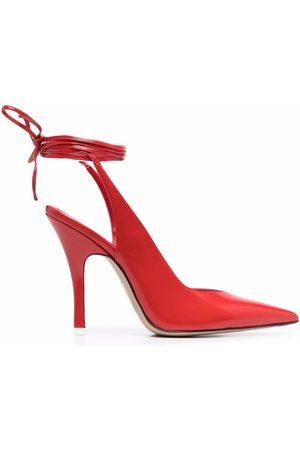 The Attico Mujer Stiletto - Zapatillas Venus con tacón de 110mm